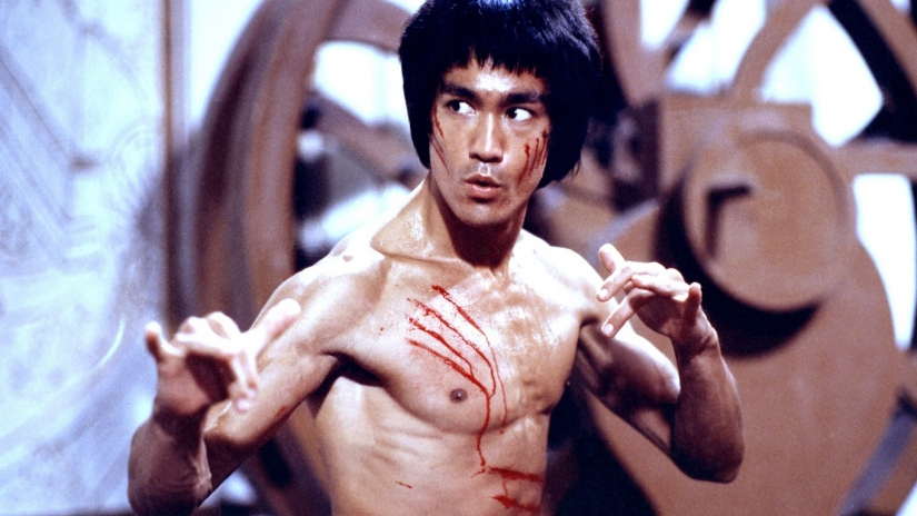 Bruce Lee Enter The Dragon
