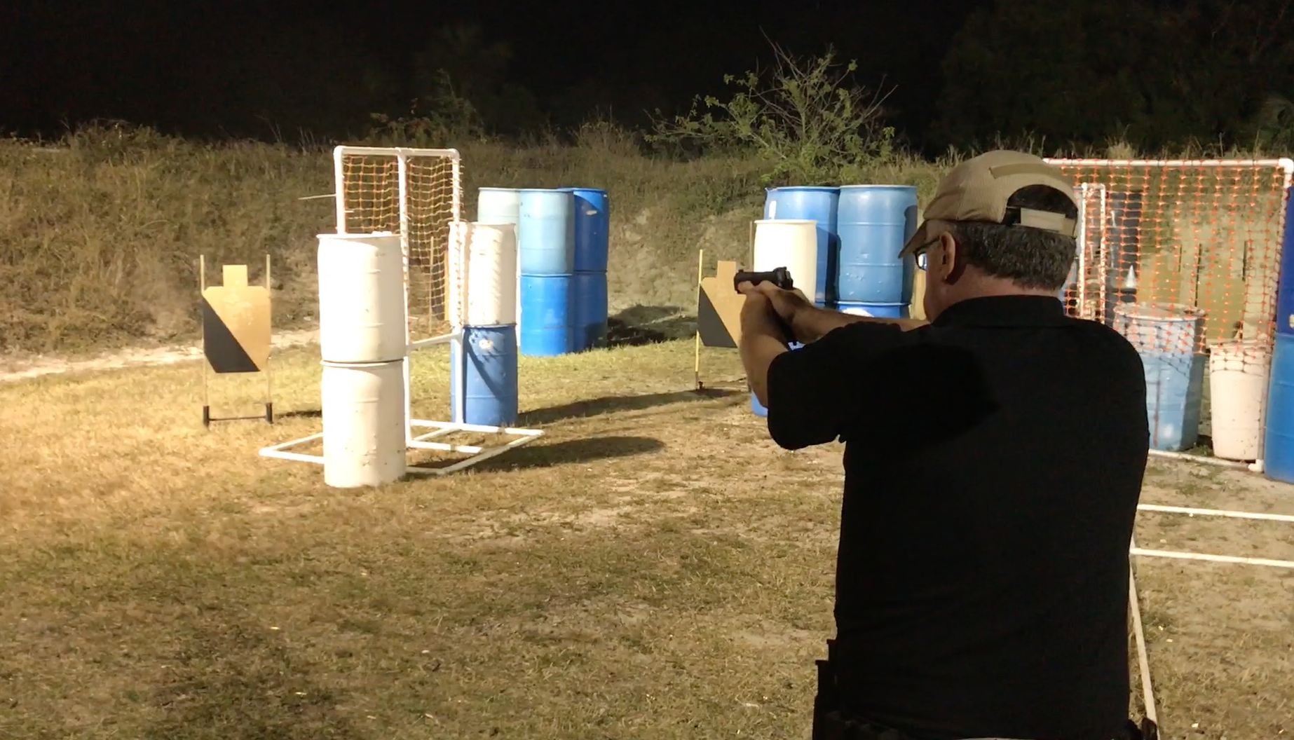 Match Report, Louland Practical Pistol, January 11