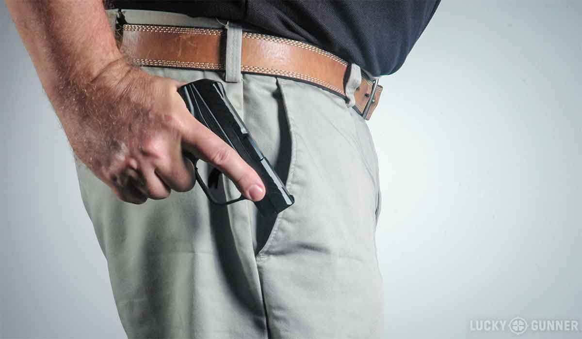 Stop Apologizing For Carrying A Pocket Pistol.