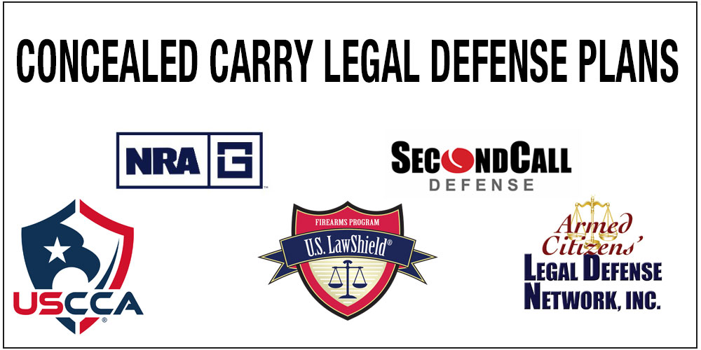 A Comparison Of Affordable Concealed Carry Insurance Plans