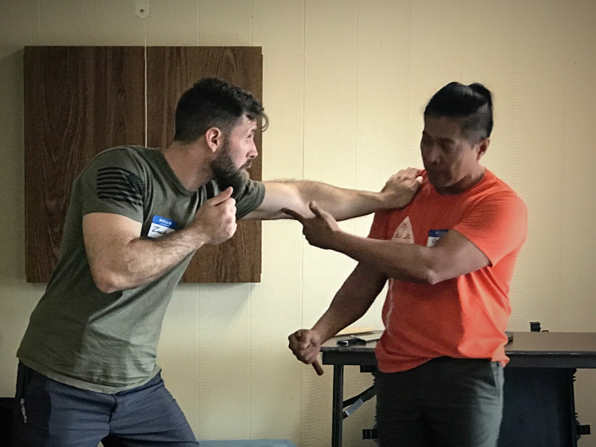 After Action Report: Introduction To Basic Knife Defense