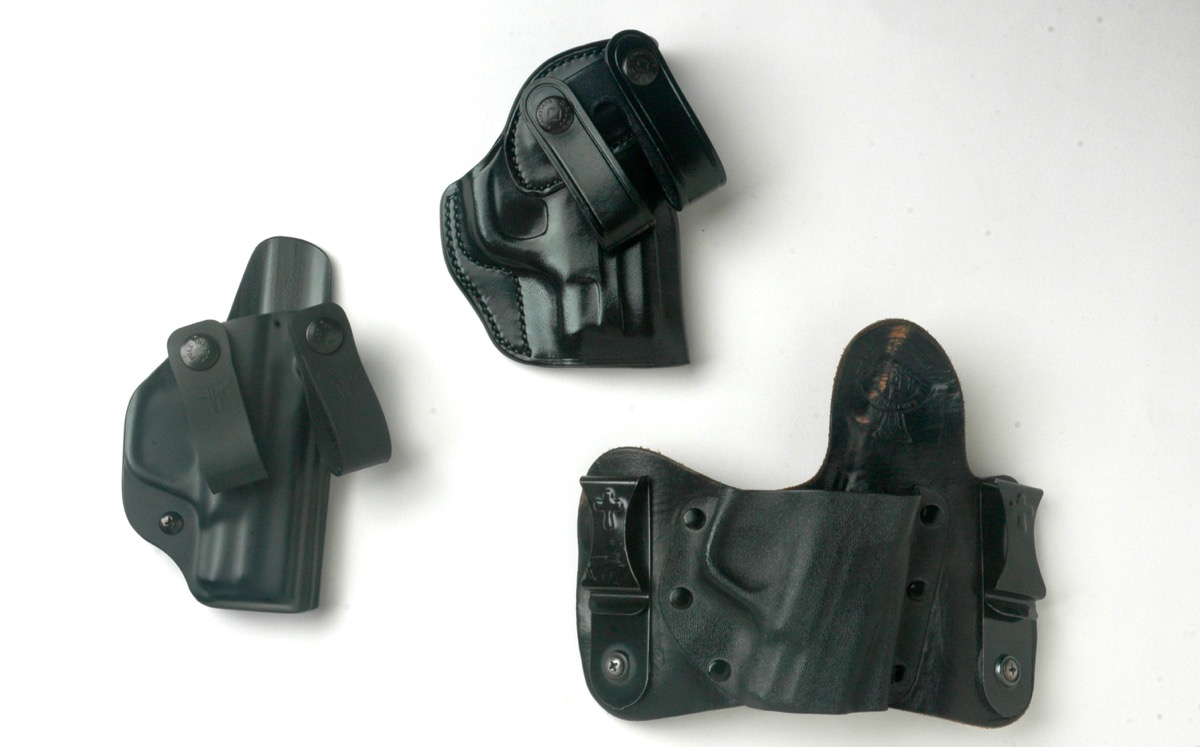 Which IWB Holster Material Is Best: Kydex, Leather Or Hybrid?