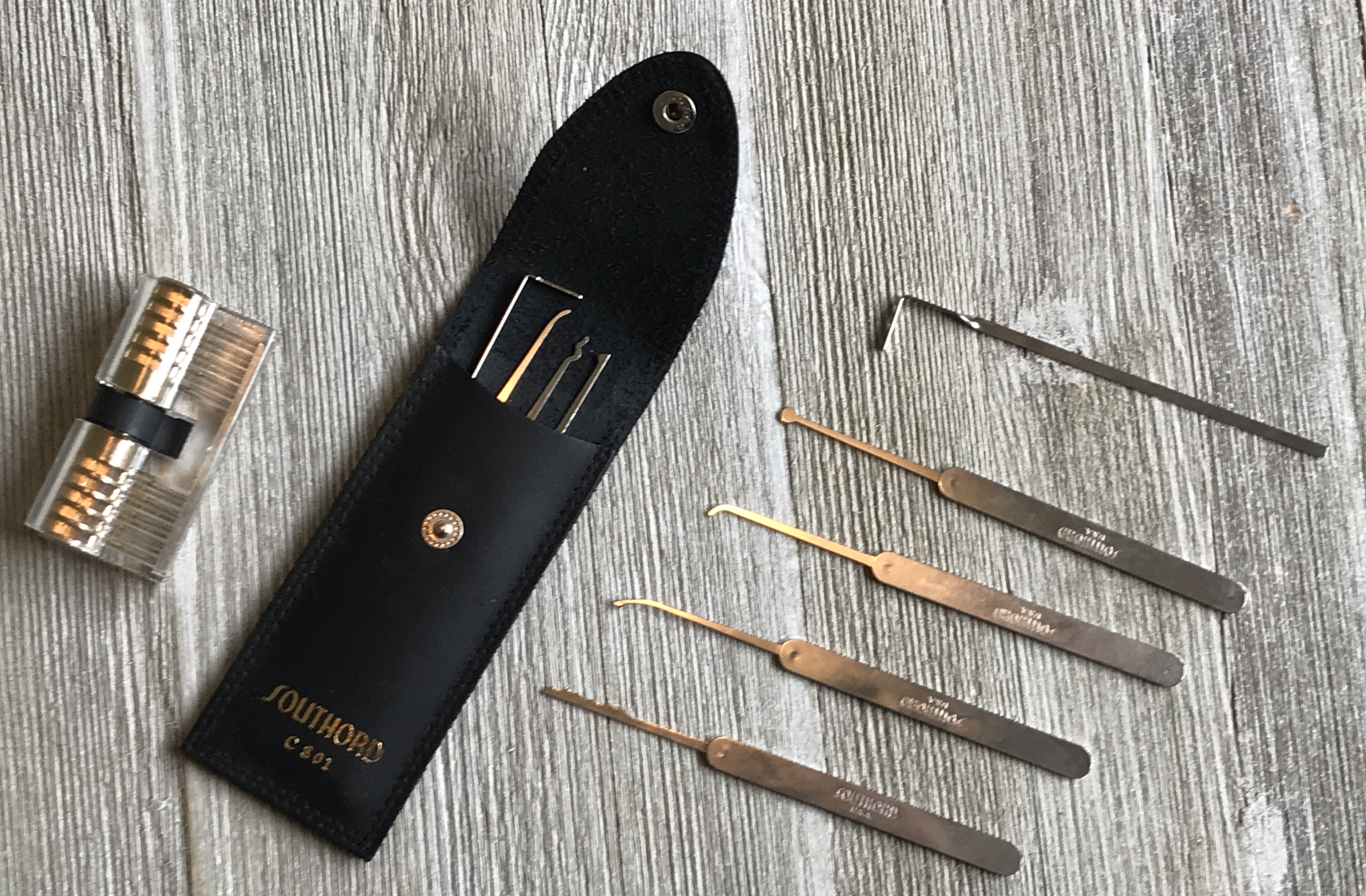 Product Review: SouthOrd Lock Pick Set.