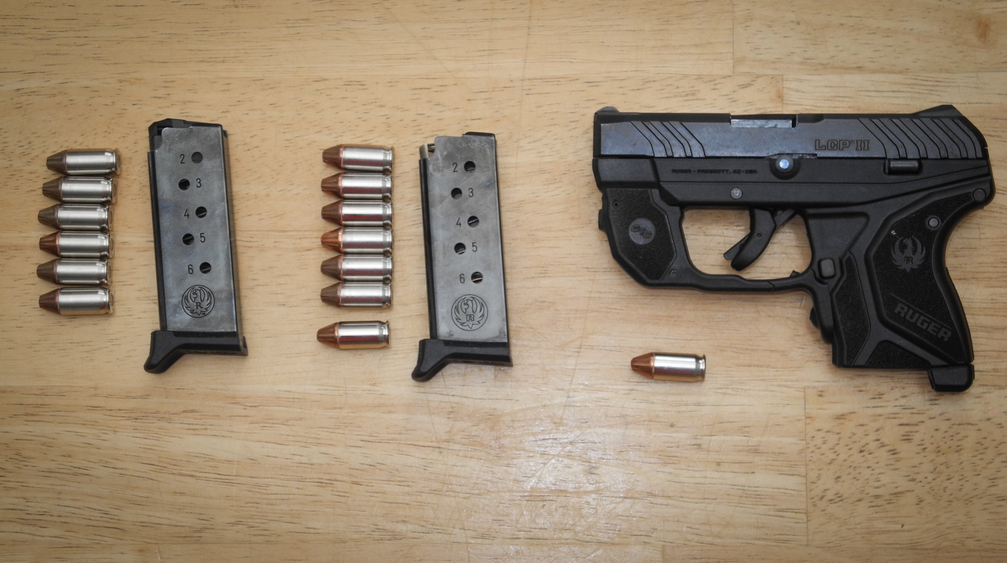 Product Review: MagGuts Ruger LCP +1 Magazine Follower